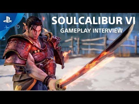 Soul Cailbur VI - Gameplay Preview   PS4