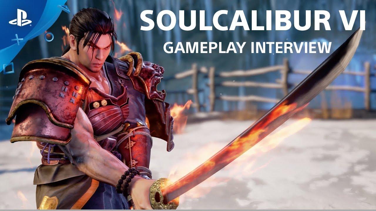 10 minutes of Soulcalibur 6 gameplay • Eurogamer net