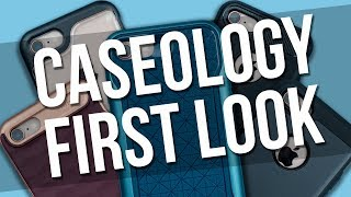 Very SOFT iPhone 8 Cases?! - Caseology iPhone 7/8 Cases - First Look