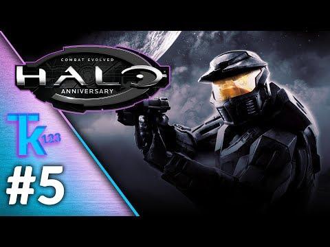 Halo: Combat Evolved - Mision 5 - Español (1080p)