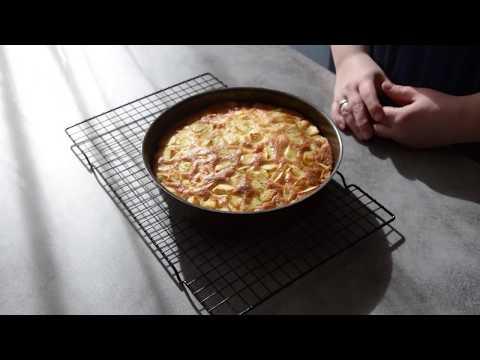 un-gâteau-aux-pommes-sans-oeufs