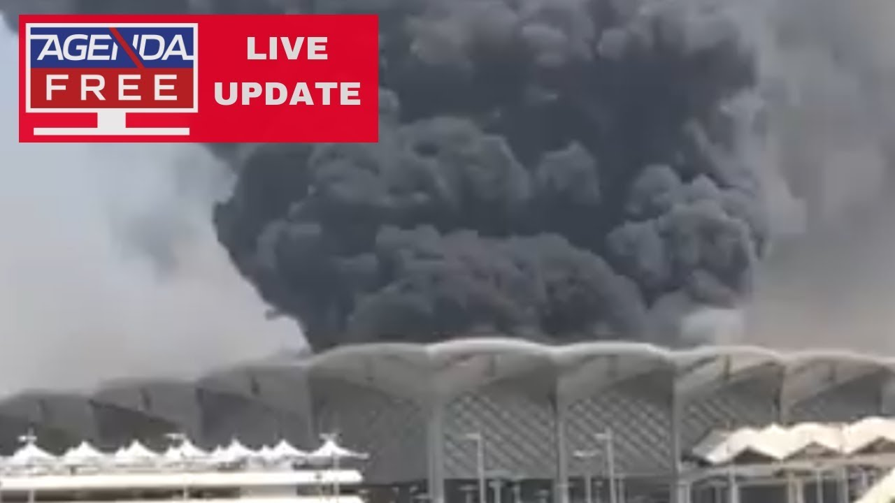 Agenda Free TV Saudi Train Station Fire - LIVE NEWS UPDATE