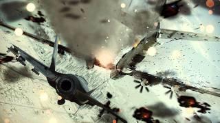 Ace Combat: Assault Horizon OST - Dogfight