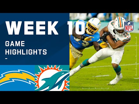 Chargers-vs.-Dolphins-Week-10-Highlights-NFL-2020