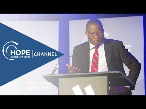 "HOPE Global Forums 2016 - Remarks from former Nigerian President, H E  Goodluck Jonathan"""