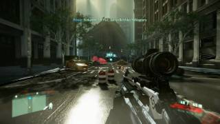 Crysis 2 : Alien Fight - Gameplay [Single Player Mission : German]