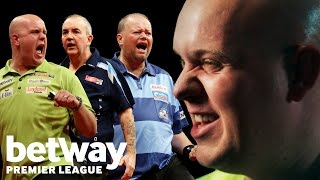 """I want to rip his head off"": Inside The Minds Of The Biggest Names In Darts"