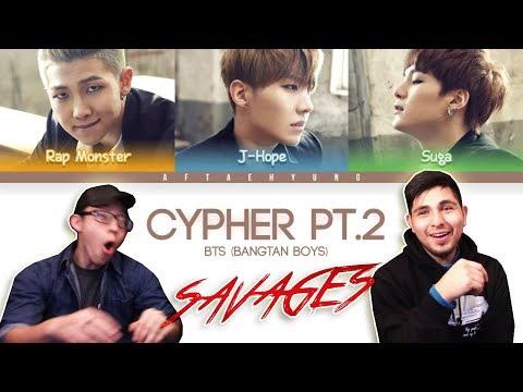 GUYS REACT TO BTS 'Cypher Pt.2' Lyrics