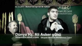 dünya ali asker günü Bölüm 4 medddah muhammed zaker