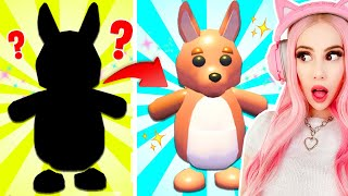 If You GUESS THE PET You Get To KEEP IT! Roblox Adopt Me