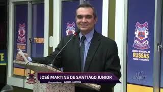 Júnior Martins   Pronunciamento 17 09 2019