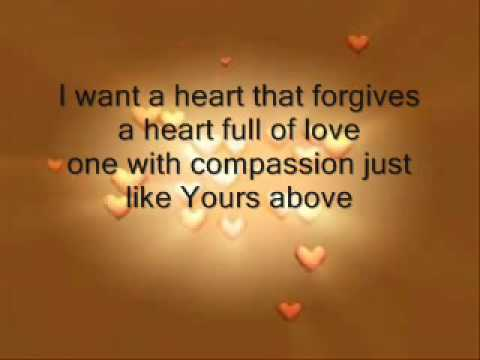Touched Heart Forgives The Sinful Lover