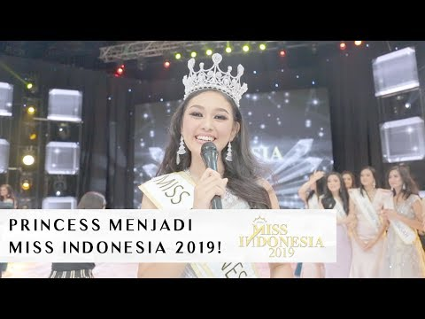RICUH BACKSTAGE MALAM PUNCAK MISS INDONESIA 2019  MISS INDONESIA NEWS TODAY