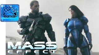 MASS EFFECT Collection - CG Трейлер «Верни Землю Обратно» (Cinematic)