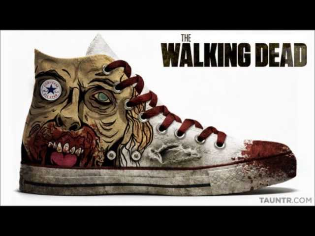 TOP 10 CONVERSE SHOE DESIGNS 2013 - CREATIVITY AND TALENT