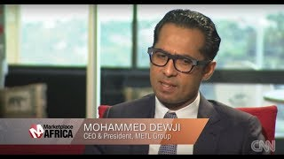 Interview: CNN Marketplace Africa - December 2015 - Mohammed Dewji