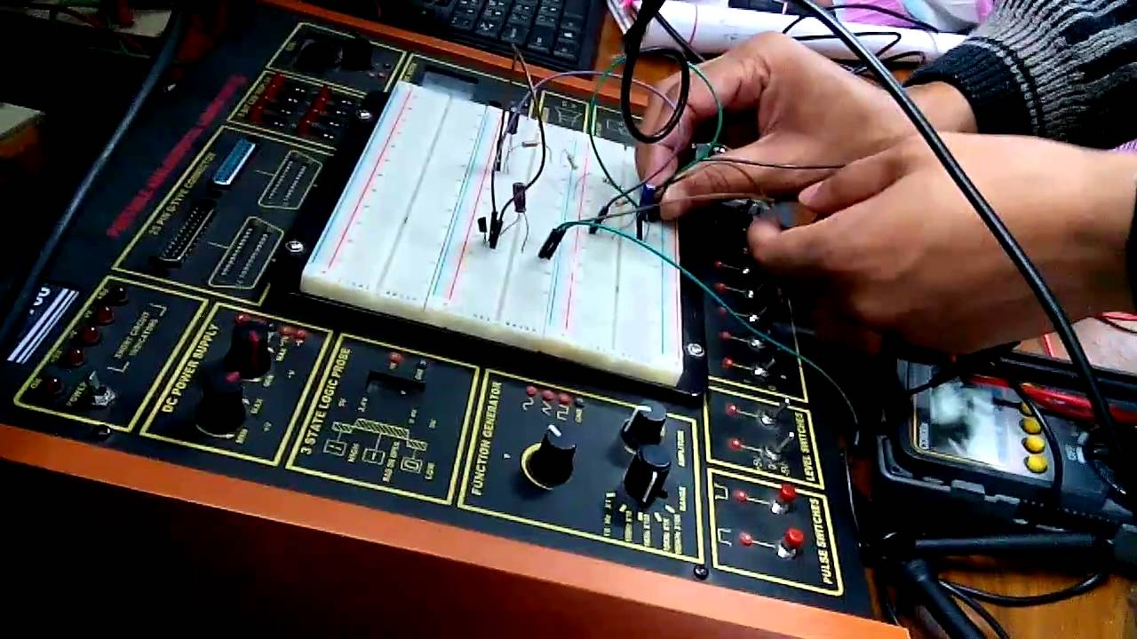 Electrical And Electronics Engineering Circuit Design Youtube