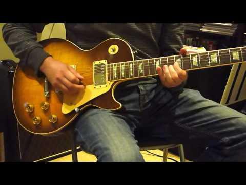 Listen Up (Live) Noel & Gem - Oasis (Guitar Solo Cover)