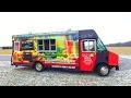 UC Our Kitchen Food Truck Built By Prestige Food Trucks