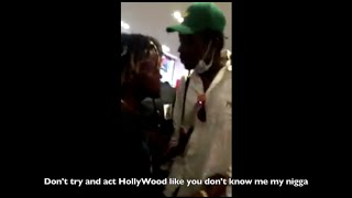 Скачать ORIGINAL Ian Connor Fight With A AP Bari And Theophilus London In Paris FULL FIGHT