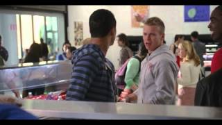 Jarley 4x02 Jake stands up for Marley [fight scene]