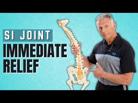 Immediate Relief & Self Treatment Of Sacroiliac Joint