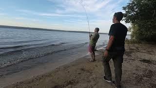 Рыбалка на Сурском водохранилище Стрит на ДОНКИ
