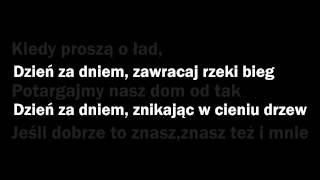 Patrycja Markowska Dzień za dniem - Lyrics - Tekst - Karaoke