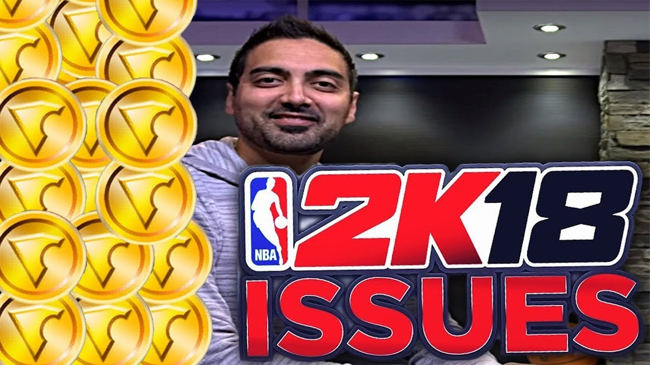 2K... WTF ARE YOU DOING??? OFFICIAL NBA 2K18 PATCH NOTES