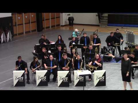 Rock Creek Jazz Band 2018 Final Concert Part 1