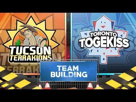 Tucson Terrakions UCLS3 Week 2 Team Builder vs Toronto Togekiss