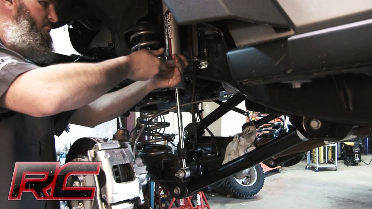 Installing 20072017 Jeep Wrangler 4inch XSeries Suspension Lift - Installing A Jeep Lift