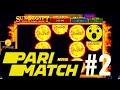 Parimatch! #2 - Sun Of Egypt - Советы помогают!