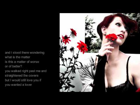 Amanda Palmer & The Grand Theft Orchestra - The Bed Song (Discarded Version) (Lyric Video)
