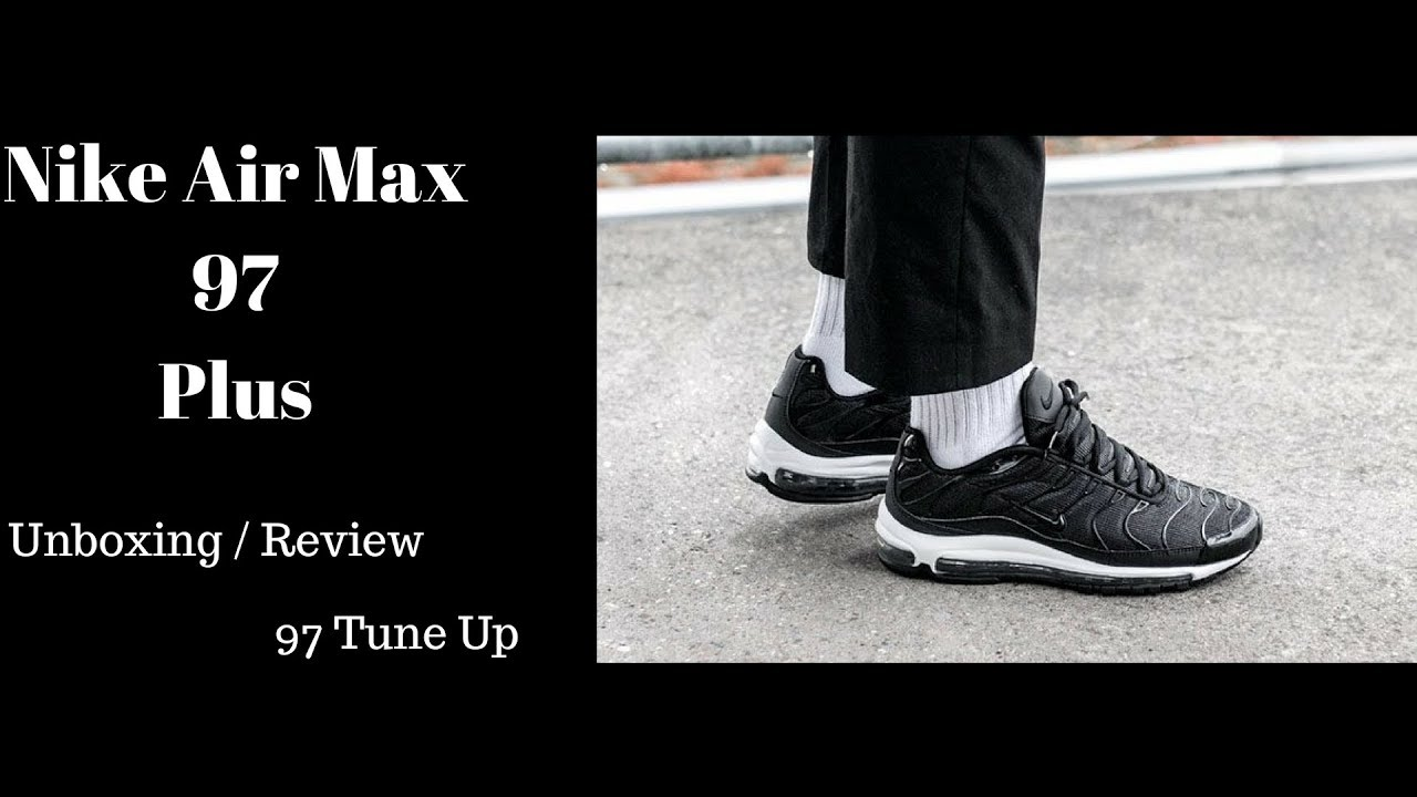 watch 773aa 5d6ac Nike Air Max 97 Plus Unboxing / Review . 97 TUNE UP - YouTube