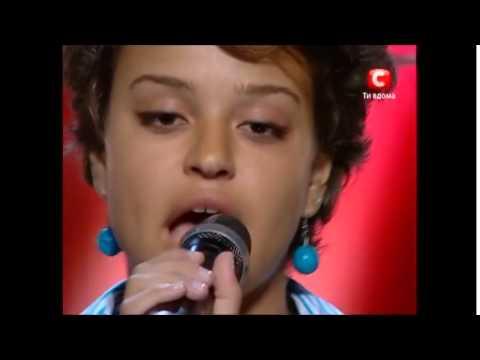 Видео: X-Factor Ukraine Suzanna Abdulla - Halo Beyonce