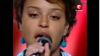X-Factor Ukraine Suzanna Abdulla - Halo (Beyonce)