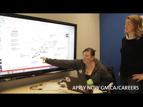 Moving from Silicon Valley to Silicon Valley North (Canada!) - GM Canada Employee Lindsay Farlow