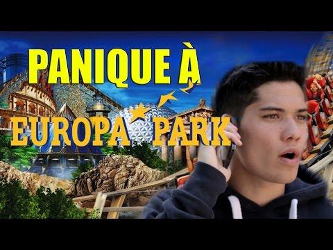 AZIATOMIK - PANIQUE À EUROPA-PARK