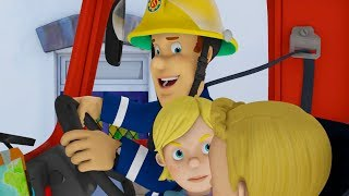 Fireman Sam full episodes HD | Jupiter on the Loose - 5 Full Episodes 🚒Sam's on the go 🔥Kids Movies