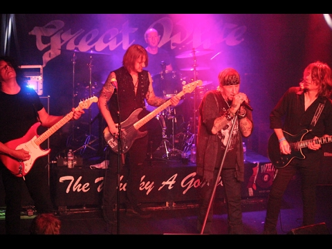 Jack Russell's Great White w/Don Dokken- On Your Knees - Live at the Whisky a go go