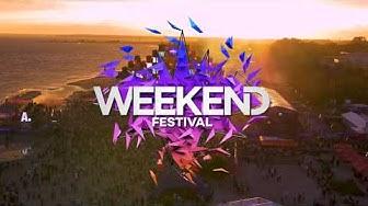 Weekend Festival 2018 - Kaikki liput nyt myynnissä!