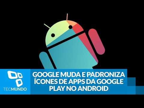 Google Muda E Padroniza ícones De Apps Da Google Play No Android