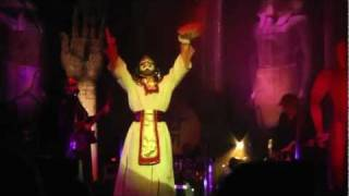 Пикник - У шамана три руки  27.11.2011