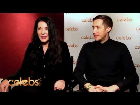 """Marina Abramovic Interviewed for """"The Artist is Present"""" at the Celebs.com Studio at Sundance"""