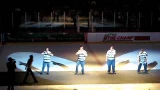 Iowa Chops Pork Bellies Dance Team - Womanizer