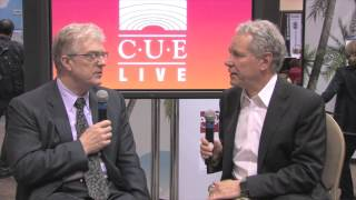 Can Creativity Be Assessed? Sir Ken Robinson Interviewed by Hall Davidson at CUE 2013