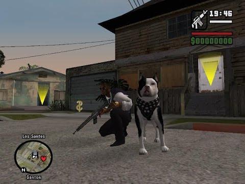 GTA san andreas: how to get a dog - (GTA san andreas dog)