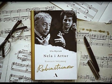 Nela i Artur Rubinstein. Koncert intymny