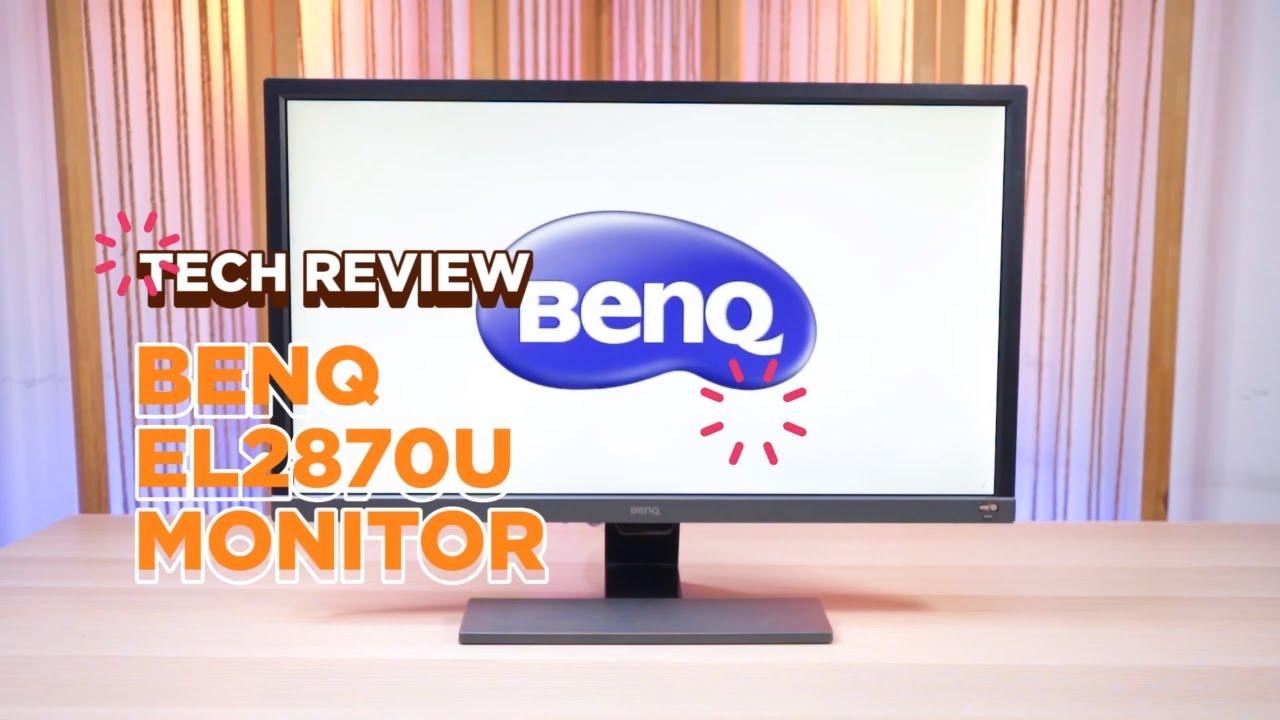 BenQ EL2870U, monitor yang perfect untuk console gaming? (MYR 1689)